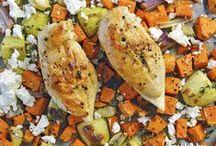 Csirkés főfogások / Receptek csirkével az ízesélet.hu-ról