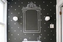 DIY Bathroom / Bathroom Ideas