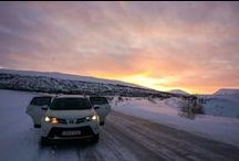 Iceland Adventures / Daring adventure of driving around the Ring Road of Iceland in winter – in only 11 days! Attempt that could not be done according to locals, but we did it anyway!