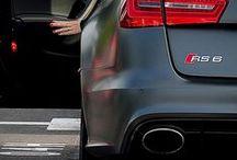 Audi RS6 Avant / Audi RS6 Avant S6 A6