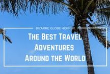 Best Adventures From All Around the World / Best travel stories and photography about the most interesting and sometimes also a bit unknown sights from all around the world. If you'd like to get an invite, comment on the latest pin and request to be added.