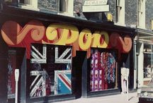 Popband  London / Iconic images from the birthplace of Popband