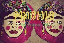 Pinchic Tasarım / Handmade Accessories by me