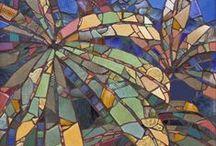 Мозаика / Интересные примеры мозаики
