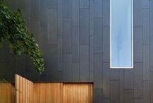 Architecture • Fundermax-Trespa-Fibre cement