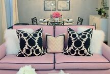 Home Decoration / Home Interiors / by Erica Ramos