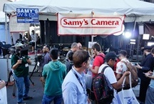 CineGear 2013 / Samy's Booth / Samy's Booth. Friday, May 31, 2013. Photography by Kenji Arai.