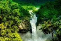 Amazing Waterfalls / by All Things Beautiful