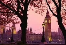 Londres / Lugares que visitei