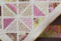 Quilts / some ideas of what I like for the girls
