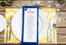 """Farm to Table Dinner / The Dataw Island Club Culinary Society recently enjoyed """"Farm to Table,"""" a seven-course dinner highlighting local produce, seafood and meats from a variety of farms and purveyors utilized by Dataw Island Club. --- Beaufort, South Carolina"""