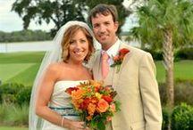 Wedding - Ashleigh & Kyle / Stunning fall wedding at Dataw Island Club, Beaufort, SC.