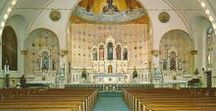 Historic Mount Carmel / A visual history of our church