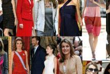 Queen of style, Letizia.