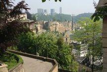 Luxemburgo / Lugares que visitei