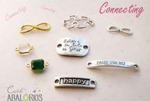 Fornituras para bisutería / Para crear tus propias diseños. Tienda online. www.cuentaabalorios.com
