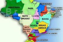 Brasil / Lugares que visitei