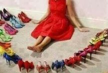 Sapatos e bolsas