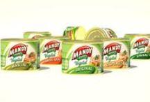 MANDY: Vegetal / Când e vorba de o gustare uşoară şi delicioasă, gama variată a pateurilor Mandy este soluţia. Sunt fine, uşor de întins şi atât de variate, încât nu există stare de spirit care să nu se potrivească cu vreunul dintre ele.