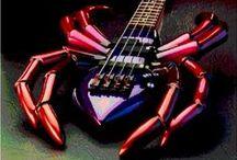 Arachnid music