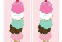 Icecream Party Theme