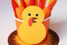 Thanksgiving - Food Allergy Friendly / Thanksgiving and fall treats and craft ideas. Mostly top-8 food allergy friendly or non food ideas.
