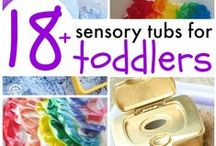 Keeping your Toddler Busy / Articles and Activities for the little ones, that need little to medium supervision.
