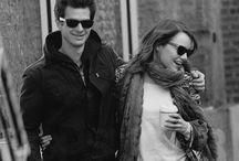 Emma Stone & Andrew Garlfield ♥