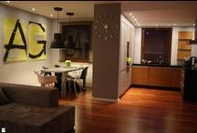 My place in the world. / interior design, gray interiors, modern desing interiors