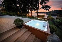 Hot Tubs / Pictured below are only a few of the models available to you in the Okanagan from Premium Pool and Spa.