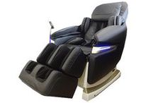 Massage Chairs / Trinity massage chairs are built with leading technology. Their 3D detection function can adjust to body height to act on more than 500 pressure points. This brings you a professional, comfortable physical therapy, and will leave you feeling refreshed and healthy.