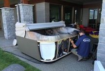 Service / Premium Pool and Spa offers highly qualified and expertly trained service technicians that have been restoring and servicing hot tubs for years. We offer the best service backed up with the best pricing to get your hot tub up and running for you and your family to enjoy. Whether its a technical malfunction, a plumbing issue, an electrical crisis, a hot tub move or any hot tub repair issue, we will show you how to make it easy.