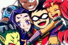 Teen Titans •