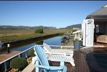 Knysna Lifestyle / A selection of beautiful homes on the market in Knysna - the Garden Route - South Africa!