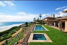 Beach Living / A selection of South African holiday homes currently on the market.