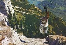La Direttissima / L'ascensore delle Dolomiti. La funivia che collegava la valle dell'Adige alla cima della Paganella 1957-1979