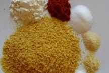 Spices, Mixes