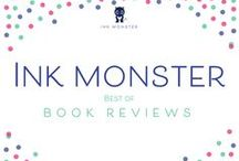 Book Reviews / Ink Monster   Book reviews   Book bloggers   Currently reading   Romance books   Fantasy books   Dystopian books   Scifi books   Paranormal books   Teen books   YA books   #inkmonsterbooks