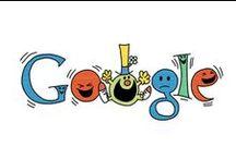 Google Doodles / by Belmont Public Library