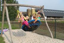 Kinderdagverblijf 't Boerderijke Deurne / Voor speeltuinen klein of groot kunt u bij SICURO terecht. Zo ook voor de inrichting van de speelplek bij uw kinderdagverblijf. Zie hier het voorbeeld van Kinderdagverblijf 't Boerderijke.