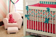 Baby Girl Nursery    / by Kirstin Steward