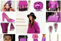 Radiant Orchid / The color of 2014