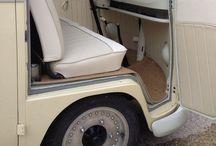 VW Camper 1964 Split-screen