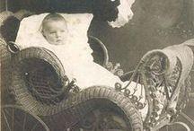 Vintage vauva ja lapsi kuvat
