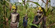 natural fashion / omo valley tribal