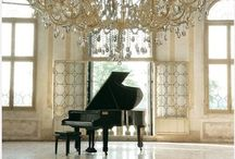 Piano rooms