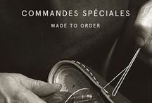 MADE TO ORDER / Design by Heschung addicts at our Made to order corner at Paris 6th, Lyon and Lille.