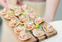 Wedding Ideas-Food and Drink / We love weddings and especially love to inspire other's.  We hope you enjoy our Wedding Food and Drink board. / by First Look Veils