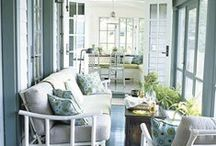 Sun Room /  Enclosed Patio