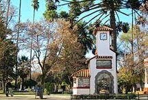 Santa Cruz Chile / Fotografías de la ciudad de Santa Cruz y lugares cercanos. Esta ciudad está ubicada en Colchagua, Región de O'Higgins, Chile